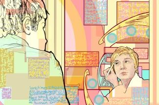 Julian's Reflection.