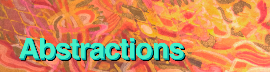 abstraction banner